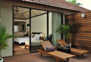 Bahçeli Odalar, Lily Beach Maldivler