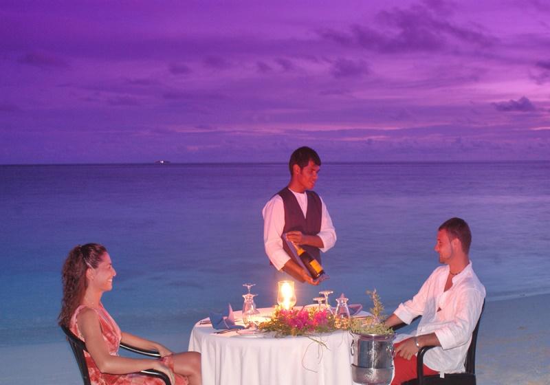 Balayı, Adaaran Club Rannalhi Maldives