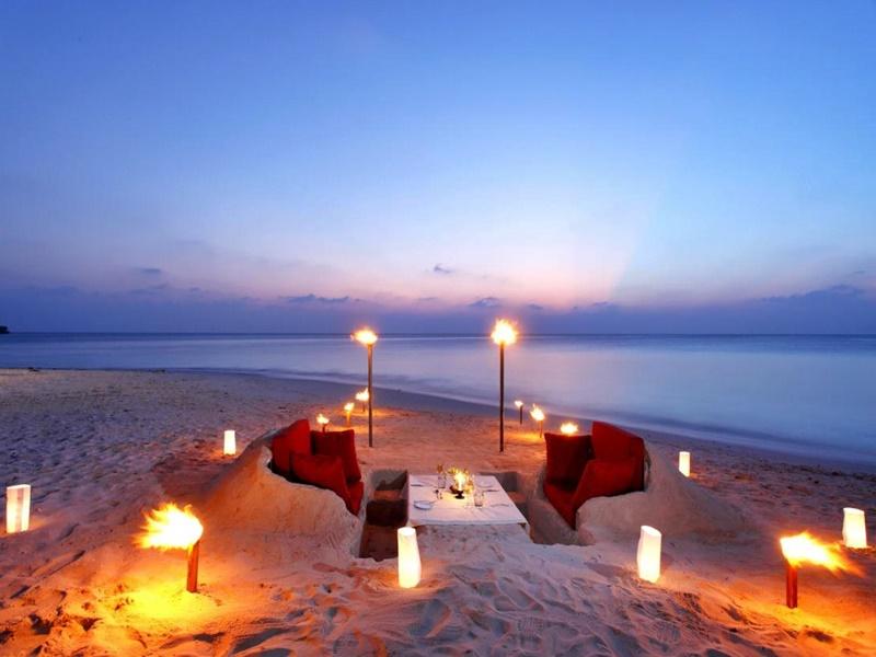 Balayı, Centara Ras Fushi Maldives