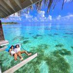 Balayı, Lux Resort Maldivler