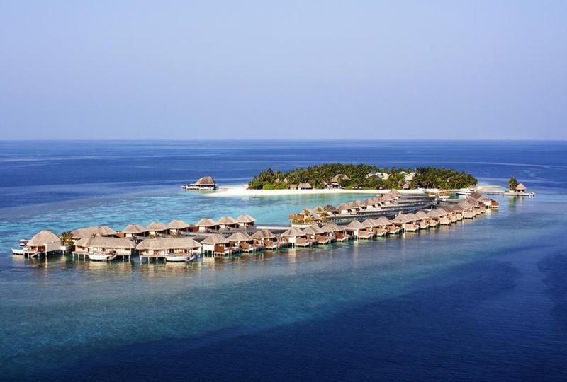 Balayı Otelleri, W Retreat, Maldivler