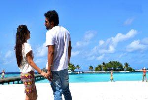 Balayı, Paradise Island Resort Maldives