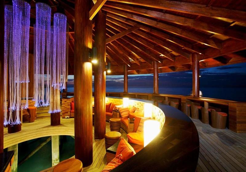 Bar, Centara Ras Fushi Maldivler