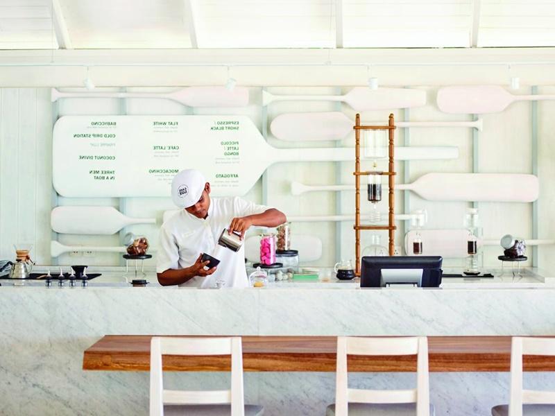 Bar, Lux Resort Maldivler