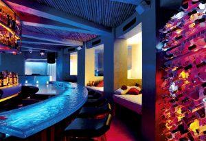 Bar, W Retreat, Maldivler
