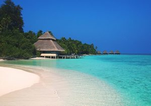 Beach, Adaaran Club Rannalhi Maldives