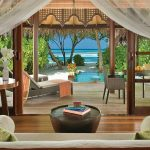 Beach Villa, Four Seasons Kuda Huraa Resort Maldivler