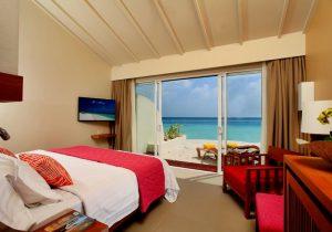 Beach Villa, Centara Ras Fushi Maldives