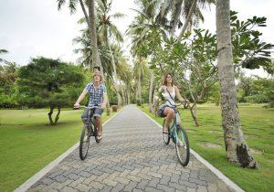 Bisiklet Turu, Sun Island Resort Maldives
