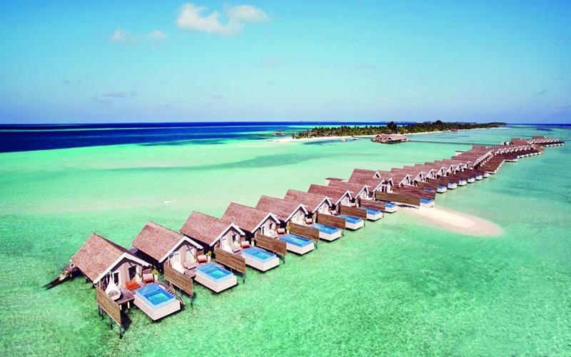Bungalow Evleri, Lux Resort Maldivler