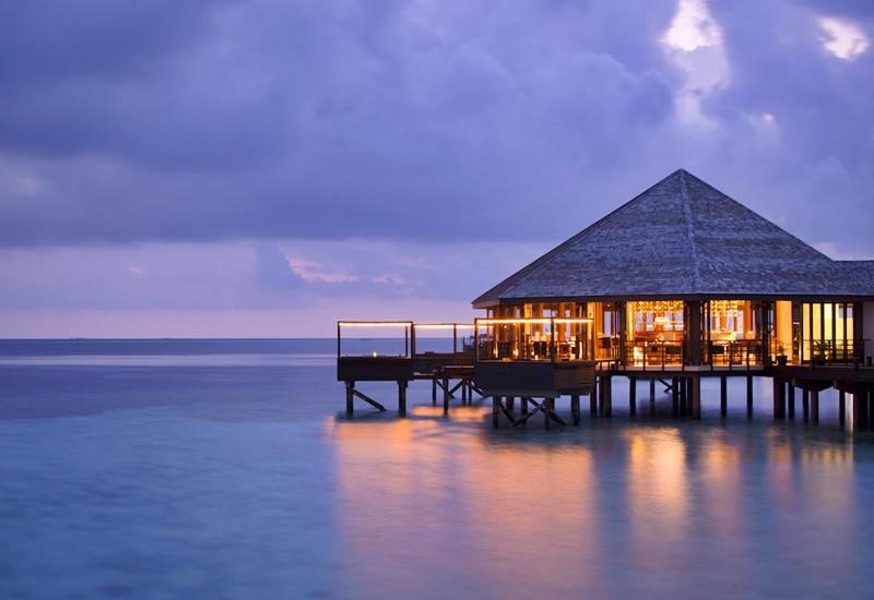 Bungalow, Lily Beach Maldivler