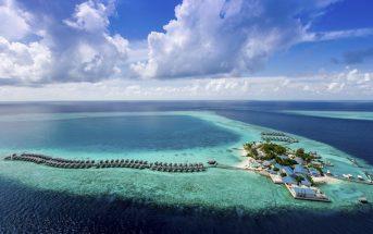 Centara Ras Fushi Maldivler