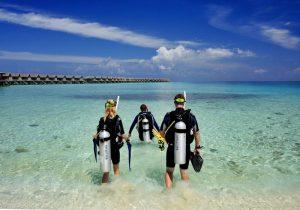 Dalış Kulübü, Centara Ras Fushi MaldivesDalış Kulübü, Centara Ras Fushi Maldives