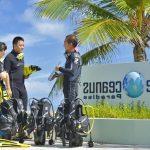 Dalış Kulübü, Paradise Island Resort Maldives