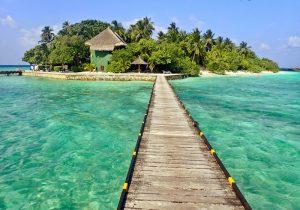 Deniz, Adaaran Club Rannalhi Maldives