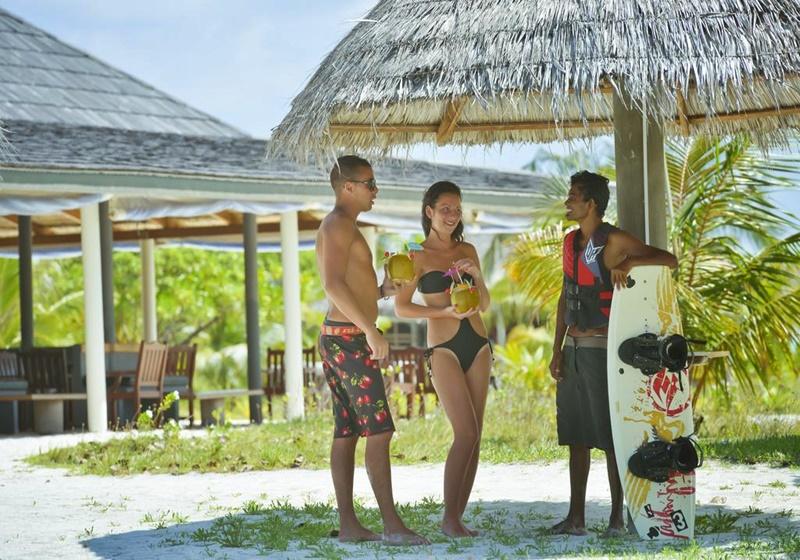 Eğitmen, Sun Island Resort Maldives