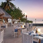 Four Seasons Kuda Huraa Resort Maldives Restoran
