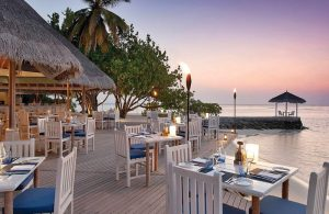 Four Seasons Kuda Huraa Resort Maldives Restoran