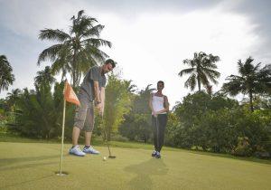 Golf, Sun Island Resort Maldives