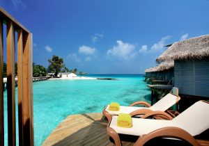 Güneşlenme Alanı, Centara Ras Fushi Maldives