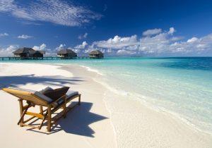 Güneşlenme Alanları, Paradise Island Resort Maldives