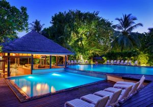 Havuz, Adaaran Select Hudhuranfushi Maldives
