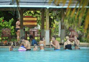 Havuz Kenarı Kokteyl, Sun Island Resort Maldives