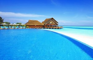 Havuz, Lily Beach Maldivler