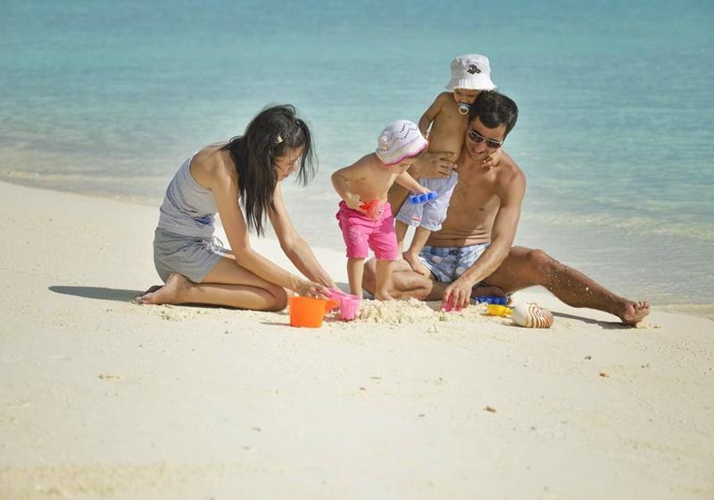 Holiday, Paradise Island Resort Maldivler
