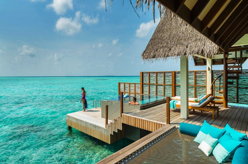 Honeymoon, Four Seasons Kuda Huraa Resort Maldives