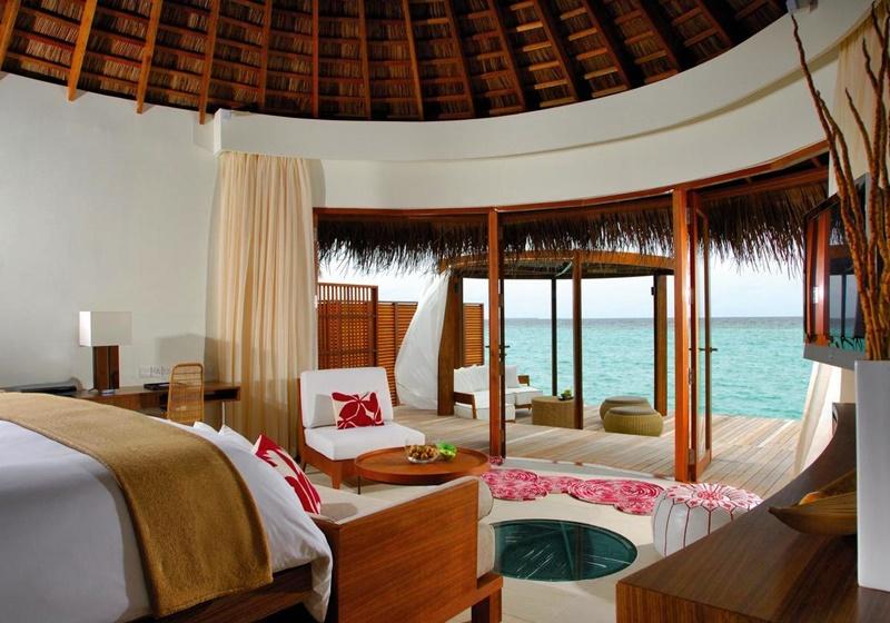 Honeymoon, W Retreat Maldives