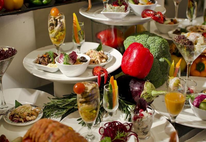 Lily Beach Maldivler Mutfağı
