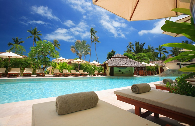 Lily Beach Resort Maldivler