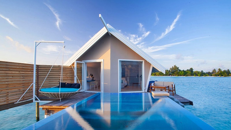 Lux Resort Maldivler Villa