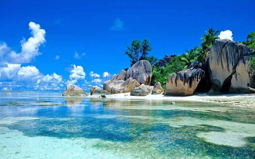 Manzara, Paradise Island Resort Maldives