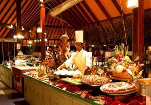 Mutfak, Adaaran Club Rannalhi Maldives