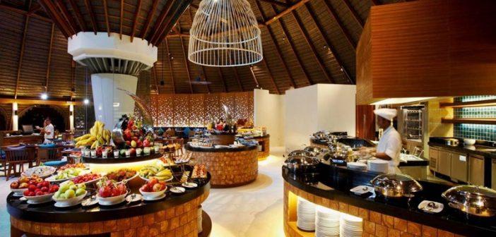 Mutfak, Centara Ras Fushi Maldives