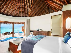 Odalar, W Retreat, Maldivler