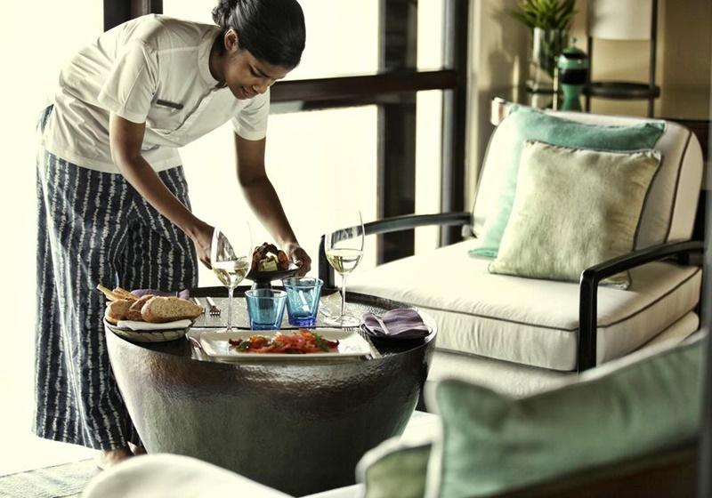 Odaya Kahvaltı, Four Seasons Kuda Huraa Resort Maldives