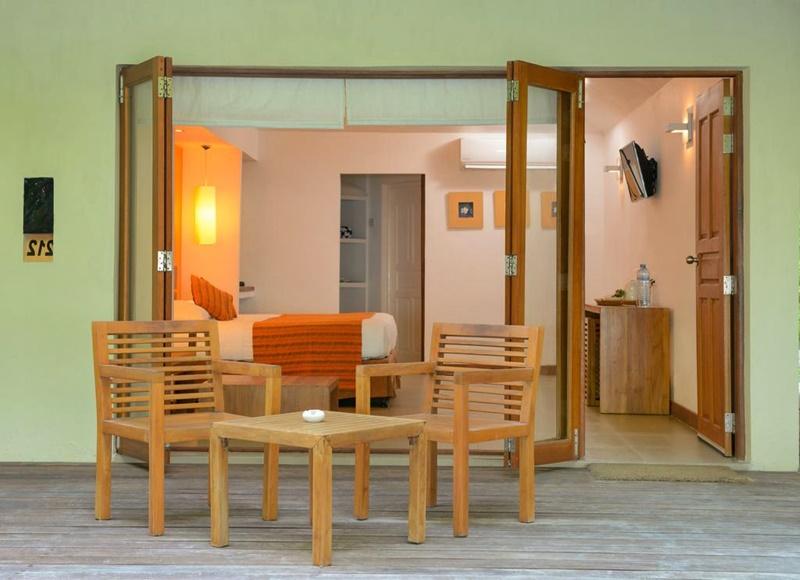 Oturma Alanı, Adaaran Select Hudhuranfushi Maldives