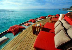 Oturma Alanları, Centara Ras Fushi Maldives