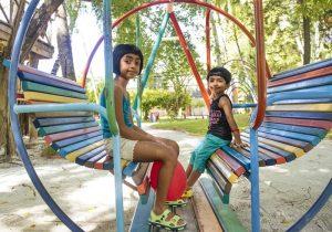 Oyun Alanları, Paradise Island Resort Maldives
