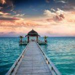 Özel Yemek Yeme Alanı, Centara Ras Fushi Maldives