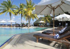 Paradise Island Resort Maldives Havuz