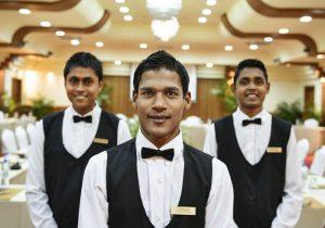 Personel, Paradise Island Resort Maldives