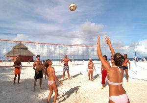 Plaj Voleybolu, Adaaran Club Rannalhi Maldives