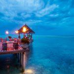 Restoran, Four Seasons Kuda Huraa Maldivler