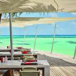 Restoran, Lux Resort Maldives