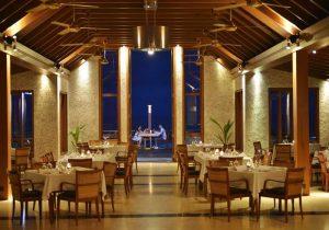 Restoran, Paradise Island Resort Maldives