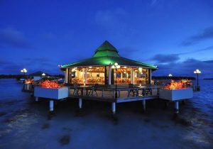 Restoran, Sun Island Resort Maldives